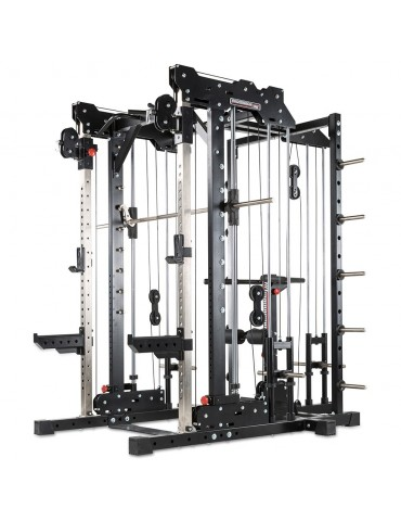 Smith machine complète...