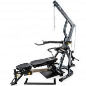 Station pro de musculation pour entraînement complet charge max 400 kg