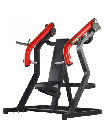 Appareil de musculation pro chest press incliné
