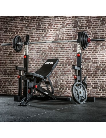 Pack musculation homegym