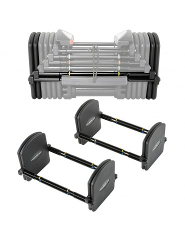 Kit extension en option pour haltères Powerblocks