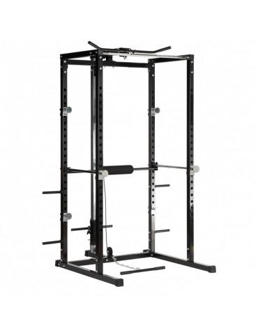 Power rack cage de...