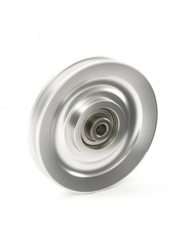 poulie en aluminium haute qualité
