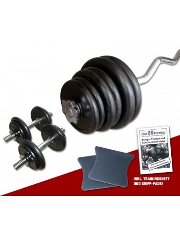 Kit spécial Home-gym barre...