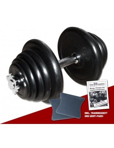 Kit Haltère de 25 kg avec...