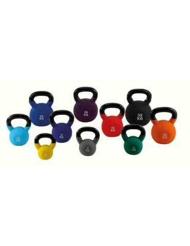 Kettlebells professionnels disponible de 4 à 32 kg