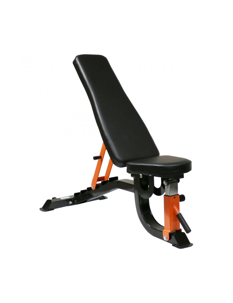 Banc Musculation Réglable Multi Positions Pas Cher Ideal Pour Home Gym