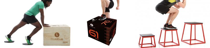 Plyo Jump Box - Caisse de saut