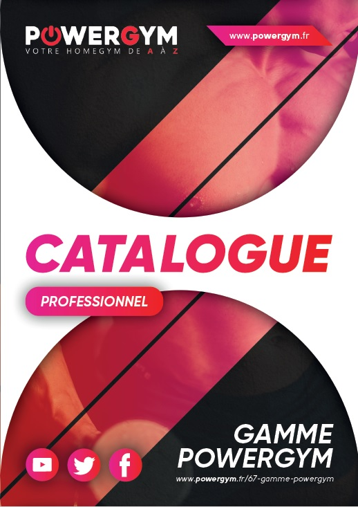 Catalogue en ligne Powergym