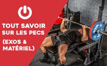 Tout sur la musculation des pectoraux : exercices et matériel
