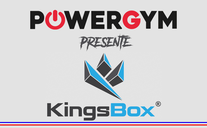 Powergym, distributeur officiel de la marque Kingsbox en France
