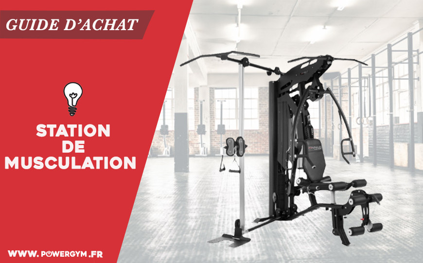 Comment choisir votre station de musculation pour home gym ? : Guide d'achat