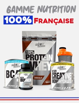 Whey Protéine 100% made in France