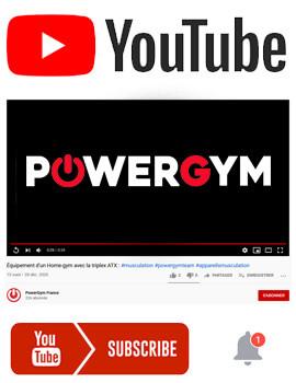 Abonnez vous sur Youtube !